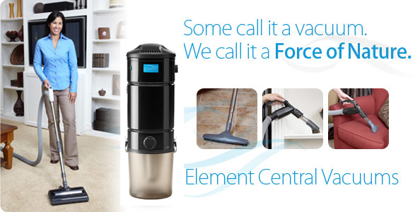 Charming Element Central Vacuums Are Virtually Maintenance Free! And With Our  Lifetime Limited Warranty, Youu0027re Always Ensured Peak Vacuum Cleaning  Performance.